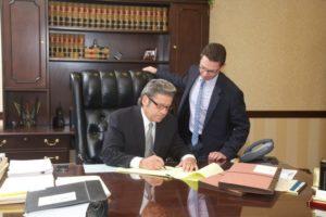finz & finz attorneys in office