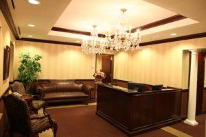finz & finz office interior