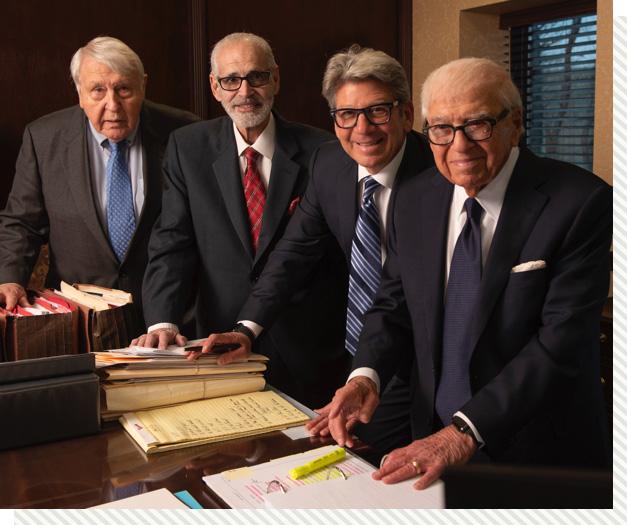 finz & finz attorney team photo