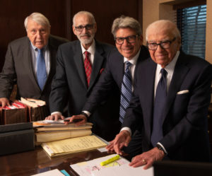 Finz & Finz, P.C. attorneys team photo