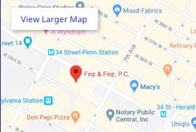 Finz & Finz, P.C. location