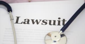 medical malpractice paperwork lawsuit