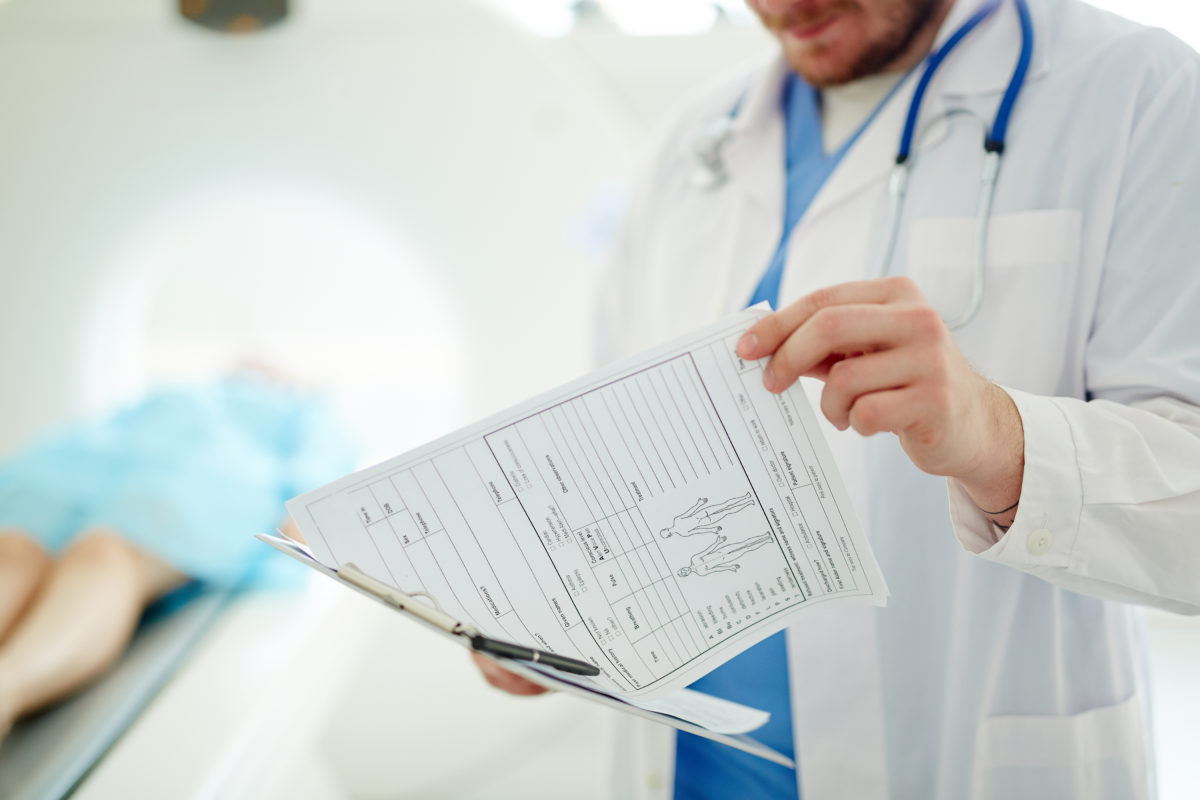 New York holding medical records, misdiagnosing patient