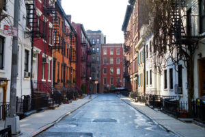 Historic apartment buildings in New York may pose a threat to public safety if not properly maintained