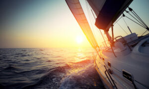 sail boat accident in New York on Long Island